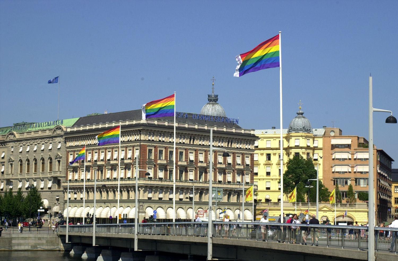 Stockholm. Photo: Pål Stagnes