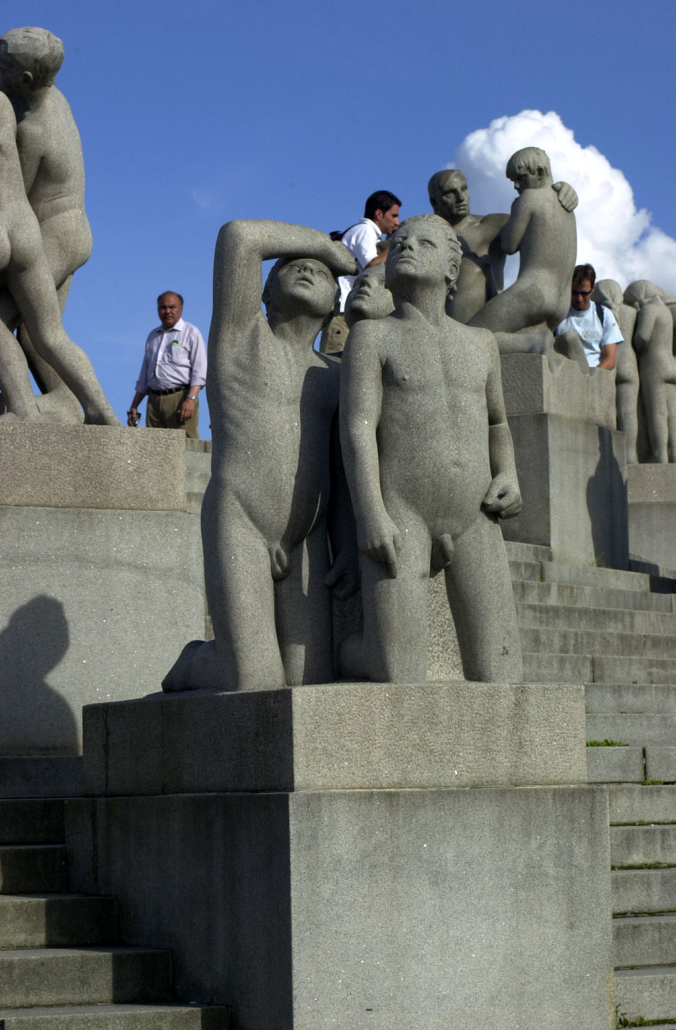 Vigeland Park. Photo: Pål Stagnes