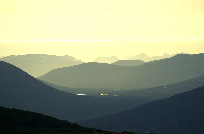 Valdresflya. Photo: Pål Stagnes