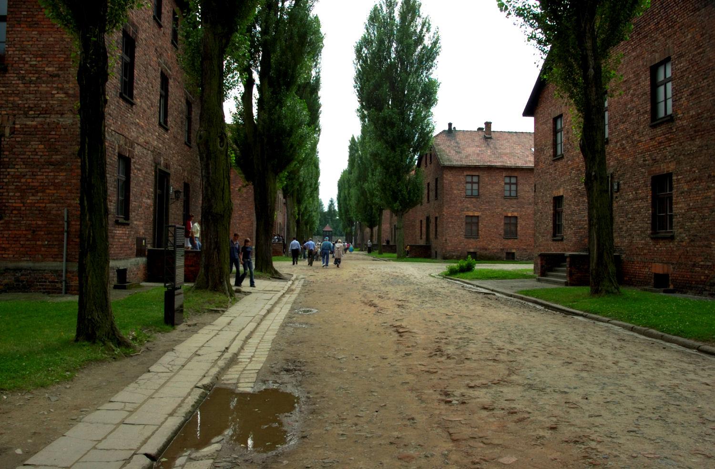 Auschwitz. Foto: Pål Stagnes