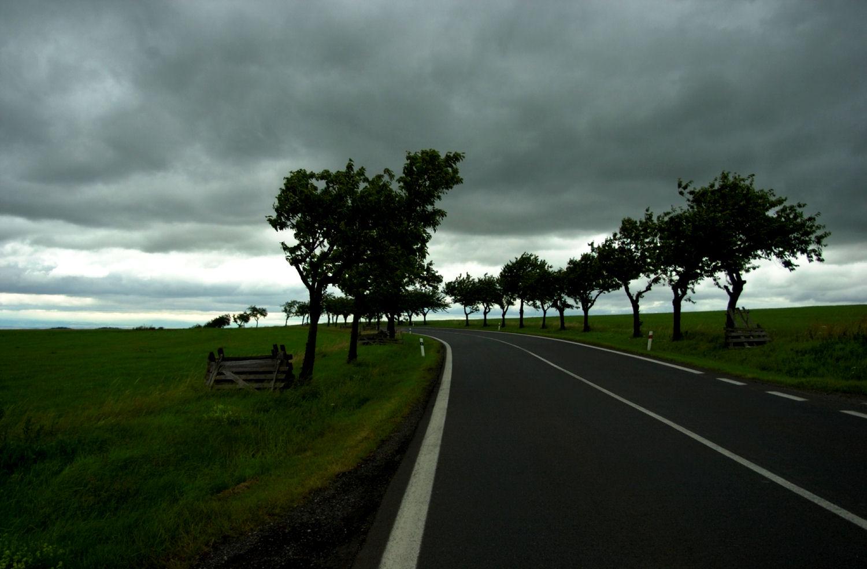På tsjekkiske landeveier. Foto: Pål Stagnes