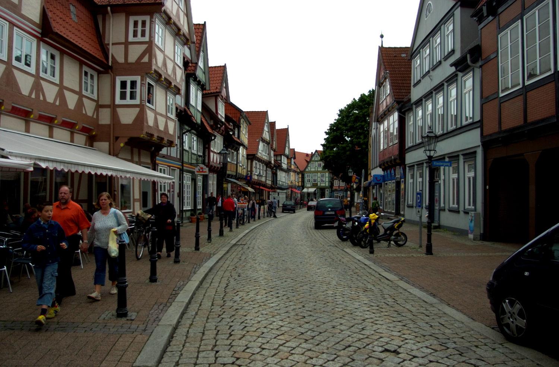 Celle. Foto: Pål Stagnes