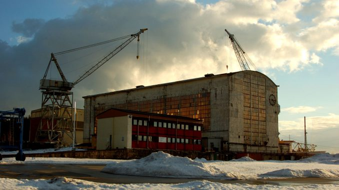 Fredrikstad Mekaniske Verksted. Foto: Pål Stagnes