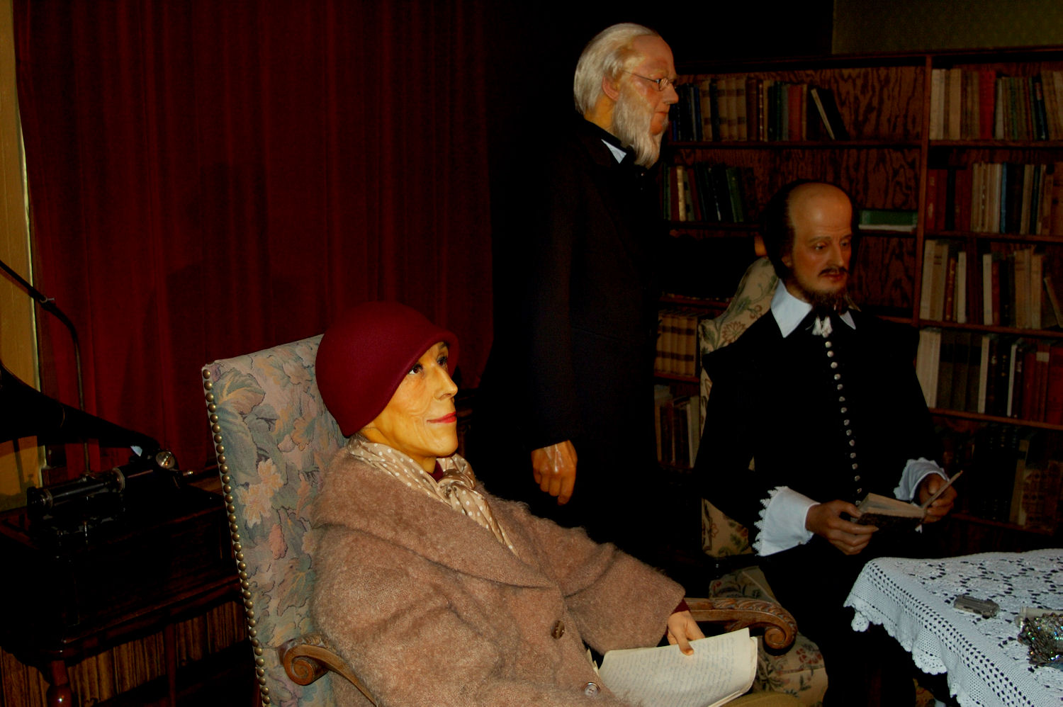 Louis Tussaud's Wax Museum. Photo: Pål Stagnes