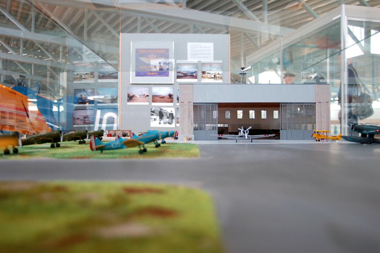 Forsvarets Flysamling Gardermoen. Foto: Pål Stagnes