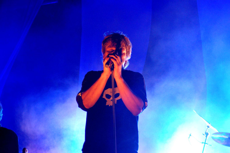 Granittrock 2006: Dum Dum Boys. Foto: Pål Stagnes