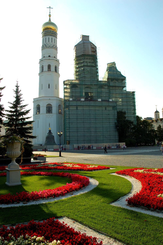 Kreml, Moskva. Foto: Pål Stagnes