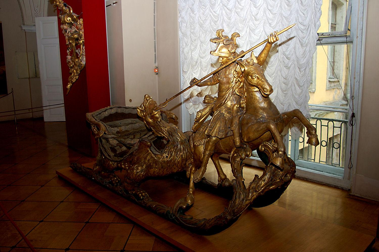 The Eremitage in St. Petersburg. Photo: Pål Stagnes