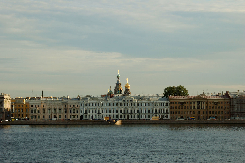 St. Petersburg. Photo: Pål Stagnes