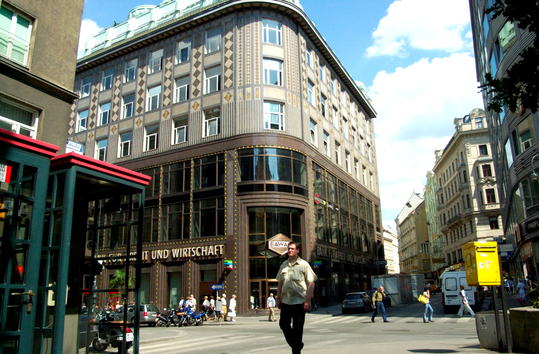 Vienna. Photo: Pål Stagnes