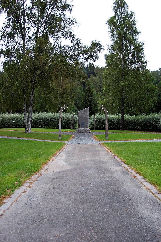 Grini-museet. Foto: Pål Stagnes