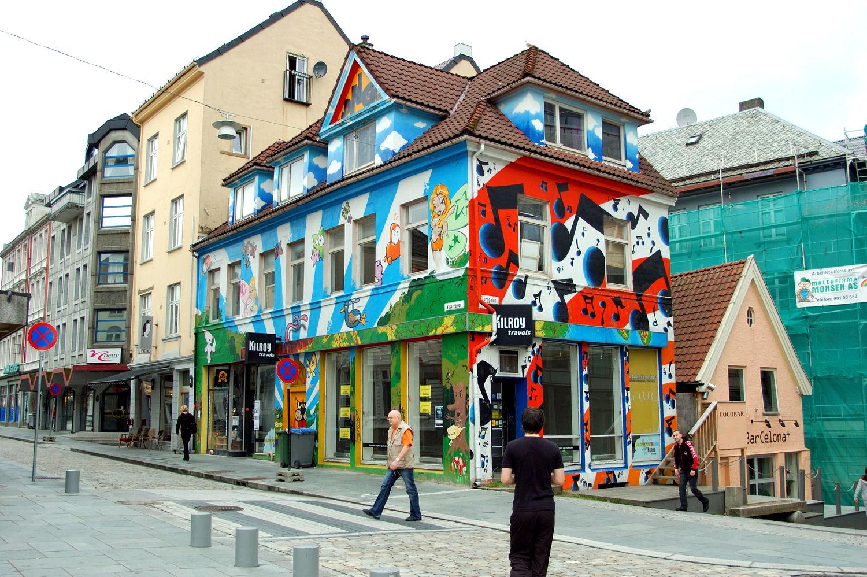 Bergen. Foto: Pål Stagnes