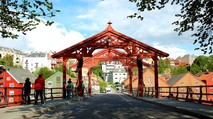 Gamle Bybro. Foto: Pål Stagnes