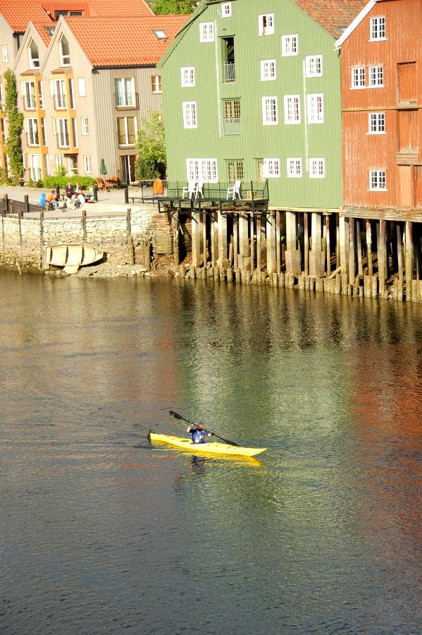 Trondheim. Foto: Pål Stagnes