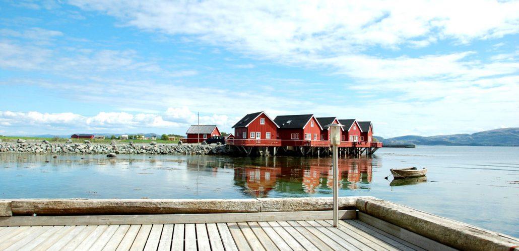 Brekstad, Sør-Trøndelag. Foto: Pål Stagnes