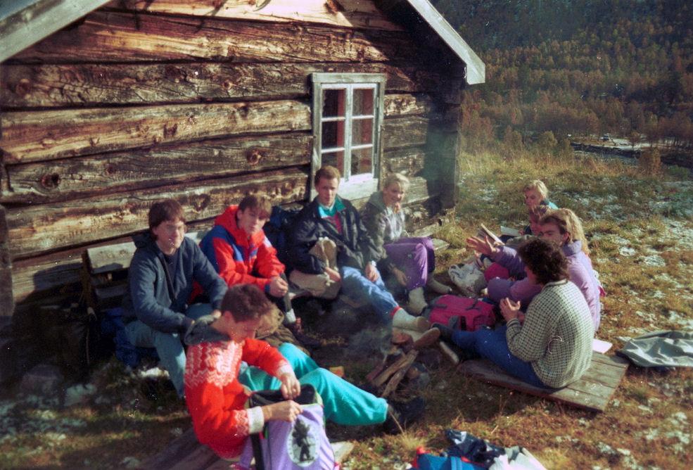 Mountain day in Brøstdalen. Photo: Pål Stagnes