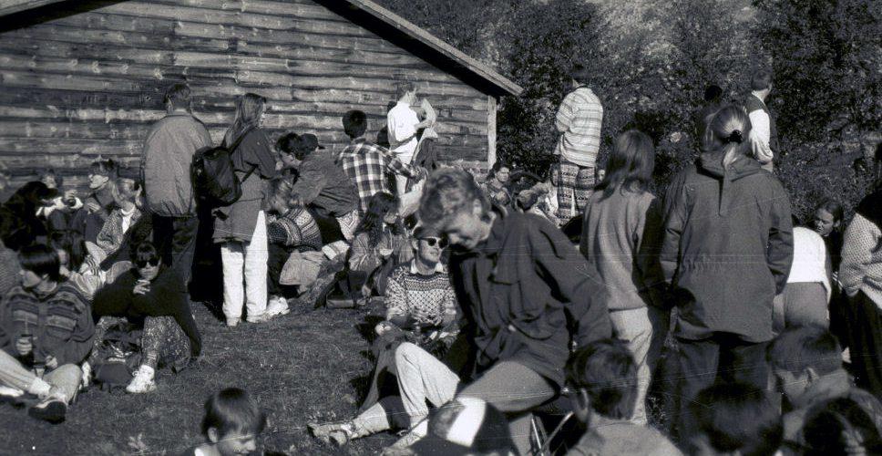 Fjelldag og overnatting i Brøstdalen. Foto: Pål Stagnes
