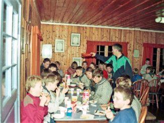 Speidertur til Skihytta. Foto: Pål Stagnes