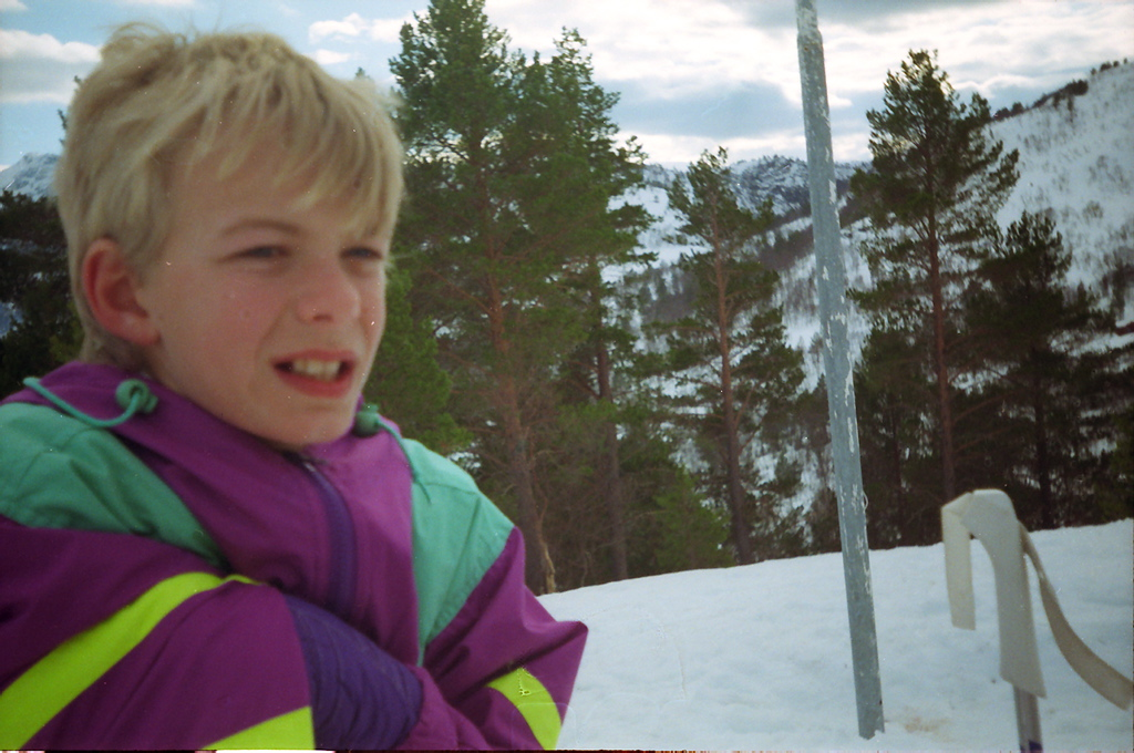 Vinterleirskole i 7. klasse. Foto: Pål Stagnes