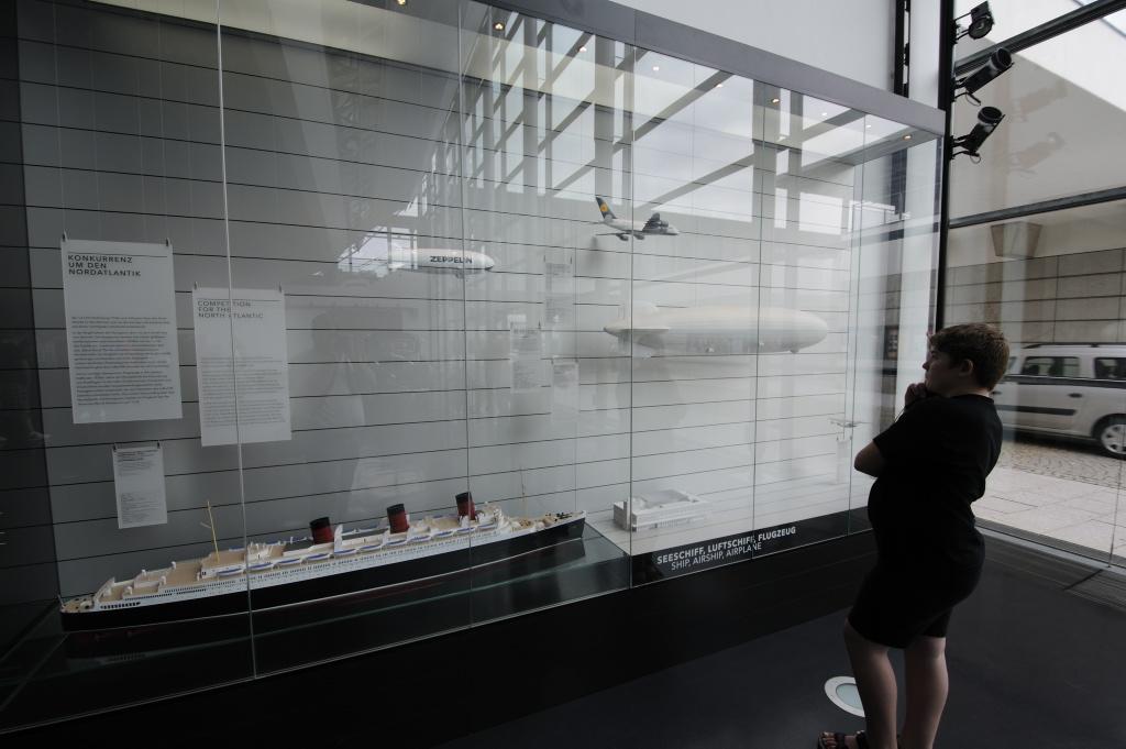 Zeppelin Museum Friedrichshafen. Foto: Pål Stagnes