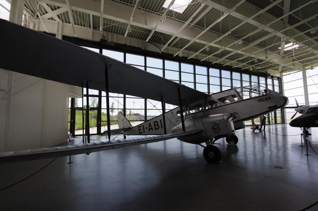 Dornier Museum Friedrichshafen. Foto: Pål Stagnes