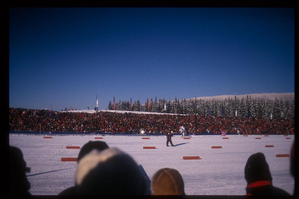 OL på Lillehammer. Foto: Pål Stagnes