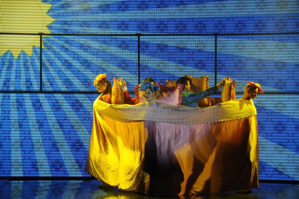 Everyday Magic – en kabaret av drømmer. Foto: Pål Stagnes