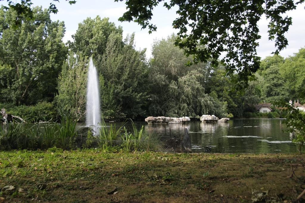 Hyde Park. Foto: Pål Stagnes