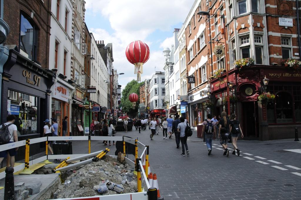 Chinatown. Foto: Pål Stagnes