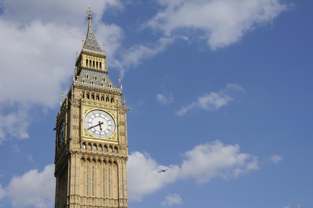 Big Ben. Foto: Pål Stagnes