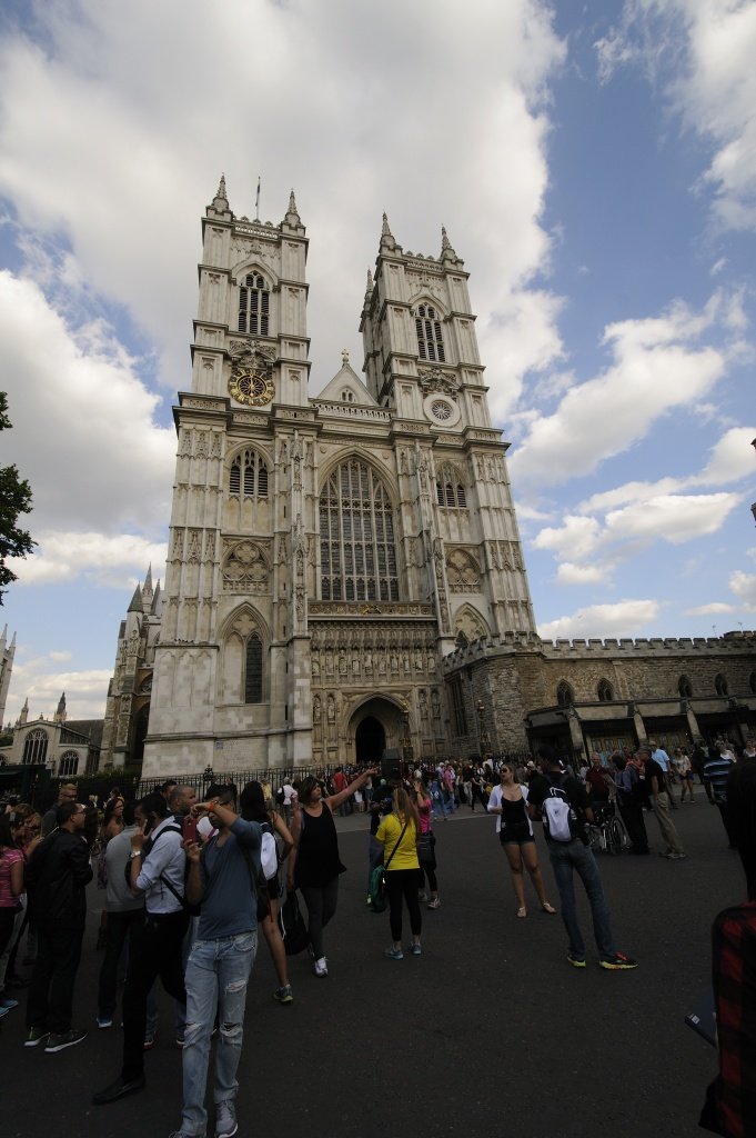 Westminster Abbey. Photo: Pål Stagnes