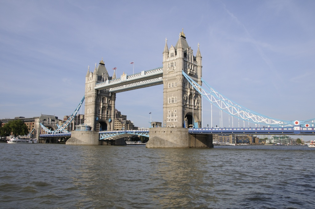 Tower Bridge. Foto: Pål Stagnes