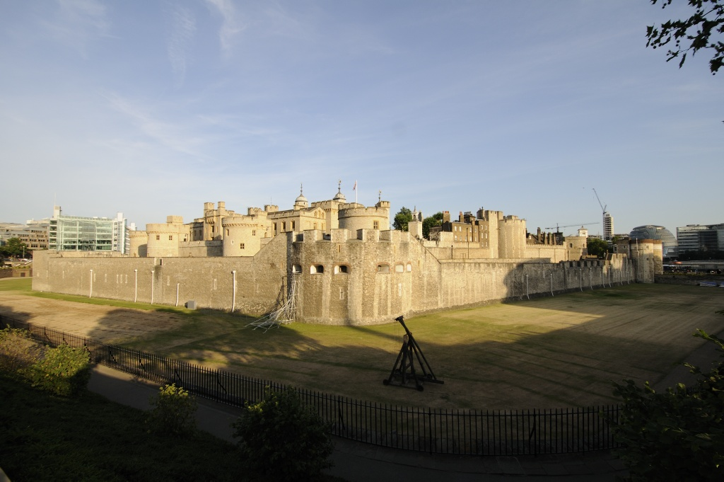 Tower of London. Foto: Pål Stagnes