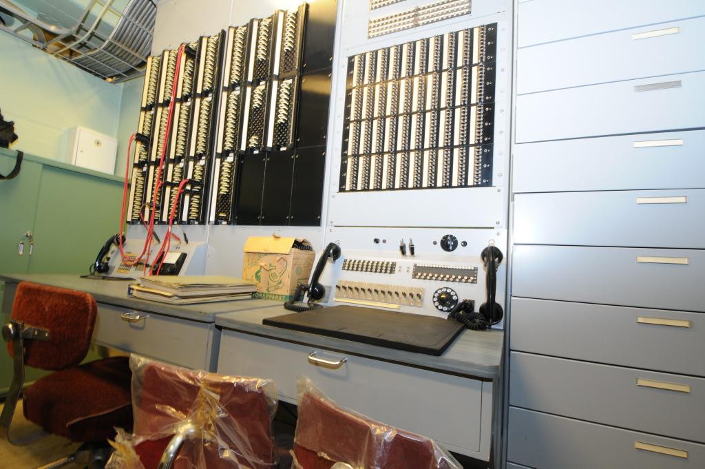 Åsen Emergency Communication Center. Photo: Pål Stagnes