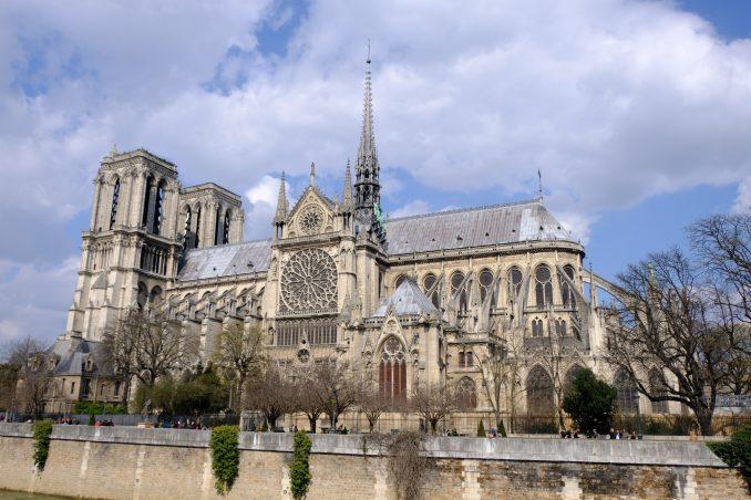 Notre Dame. Foto: Pål Stagnes