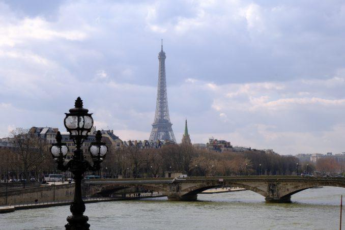 Eiffeltårnet. Foto: Pål Stagnes