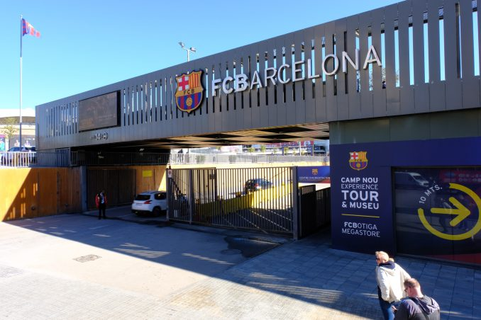 Camp Nou (FC Barcelona). Foto: Pål Stagnes